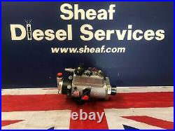 Ford 4000 Tractor 201 Cu In Diesel Injection Pump SERVICE EXCHANGE