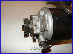Ford 4500 diesel Utility tractor power steering pump