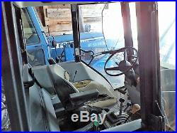 Ford 4630 tractor diesel with loader, cab, HEATER, PTO, three point hitch