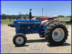 Ford 5000 Diesel Tractor Dual Remotes Strong Tractor
