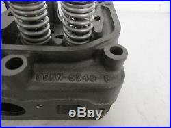 Ford 6000 Diesel Tractor Original Rebuilt 6 Cylinder Head