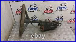 Ford 7840, 40 Series Steering Column Assembly with Steering Wheel 82009382