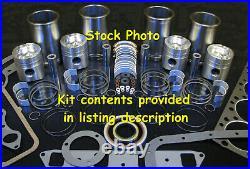 Ford 7910 8210 8700 TW5 TW10 A64 H48 Major Engine Overhaul Kit 401M P20/R10/M10
