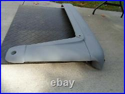 Ford 800 821 840 860 Tractor Hood Side Panels Dog Legs + Instrument panel