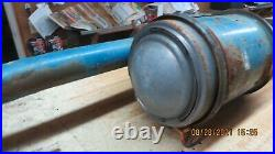 Ford, 801,901,4000 Diesel Tractor Air Cleaner Less Cup
