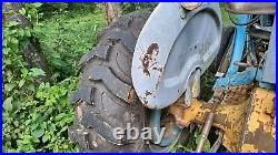 Ford 851 Diesel Tractor with Superior 220 loader, wheel weights, 3 pt and PTO
