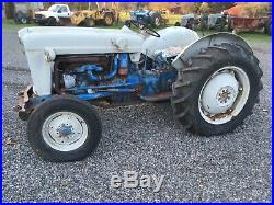 Ford 860 Diesel Tractor