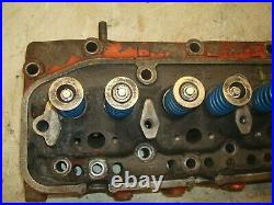 Ford 861 Diesel Tractor Cylinder Head 800