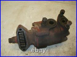 Ford 861 Diesel Tractor Hydraulic Pump 600 800