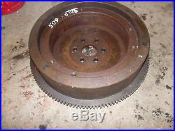 Ford 901 diesel 900 tractor GOOD Orignal engine motor flywheel & start ring gear