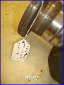 Ford 961 Diesel Tractor Crankshaft 800 900
