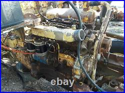 Ford Diesel 201 CID 3.3 L C5NE6015C Engine Core