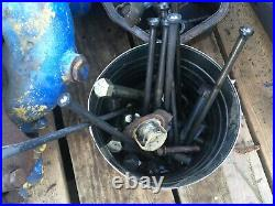 Ford Diesel Engine Removed From Ford 800 Series 860 Tractor for Parts or Rebuild