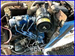Ford LGT14D Diesel Riding Lawn Mower / Garden Tractor LGT 14D