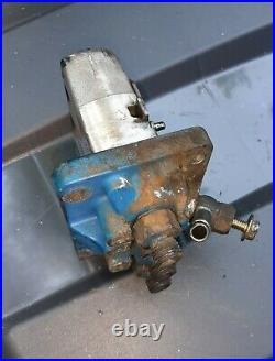 Ford New Holland 1215 Injection Pump Tractor used 3cyl diesel