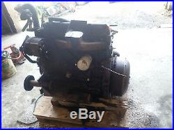 Ford New Holland 268T Turbo Diesel Engine VIDEO! 268 BSD444 Tractor Loader