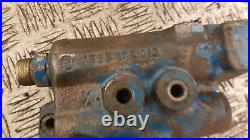 Ford, New Holland 40, TS Trailer Brake Valve Distributor 81874969, 1535108113