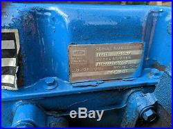 Ford New Holland Diesel BSD 444 Engine tractor free shipping only 1200 hours