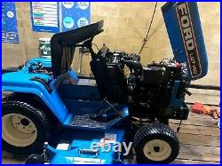Ford New Holland LGT 14D Diesel Garden Tractor