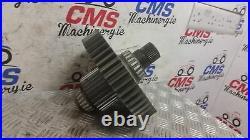 Ford TW, 30 Series TW15, TW20, 8630 Output Shaft with Gear D8NN7146AA, D6NN7061A