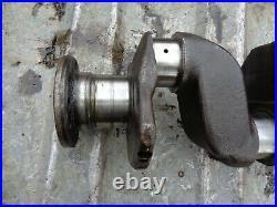 Ford Tractor 601-801-841-861 Diesel Engine Crankshaft