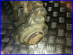 Ford Tractor Simms P4784/2a 6 Cylinder In Line Diesel Fuel Injection Pump