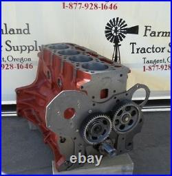 Ford/new Holland Shortblock Engine 87801489 87840861 83999186 87840504