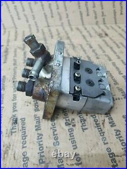 Fuel Injector Pump Ford Nh 1310 Tractor Shibaura S753 Engine Injection Pump