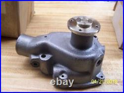 IH Water pump. FOR DIESEL D166, D188, D236, D282. 601816C92