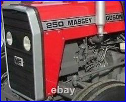 IK30712 Massey Ferguson Engine Overhaul Kit 3.152 3 Cylinder Diesel Models 231