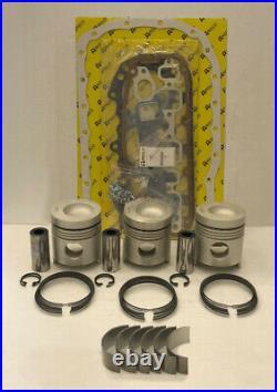 In-frame Engine Overhaul Kit For Ford 3000, 3600 (diesel) 175 CID