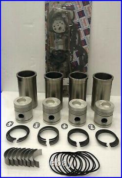 In-frame Engine Overhaul Kit For Late Build Ford Major & Super Major 220 CID