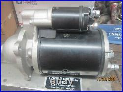 Lehman Ford Marine Diesel/ Industrial/ Tractor Starter