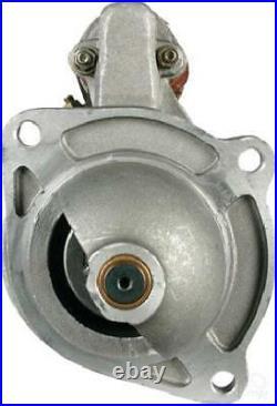 Lucas Style Lister ST2 ST3 Diesel & Nuffield Tractor Petrol 12V Starter Motor