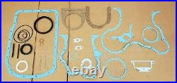 Major Engine Overhaul Kit For Ford 4000 4600 4610 4610su 4630 201 CID Diesel