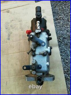 NOS CAV Diesel Fuel Injection Pump DPA 3242326 Massey Tractor Ford Perkins