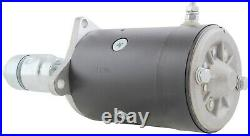 New 12 Volt Starter & Drive fits Ford Tractor Farm 4000 LCG 3-201 Diesel 61-64