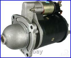 New Lister ST2 ST3 Diesel & Nuffield Tractor Petrol 12V Starter Motor