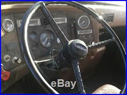 Nice 1985 Ford L 7000 Diesel Rollback