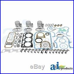OK194 Major Engine Kit 201CID Diesel Ford Tractors 4600, 4610, 4610SU, 4630