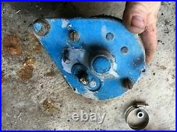 Original Ford 2000 Diesel Fordson Super Dexta Tractor 12V Generator w Bracket