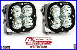 PAIR of Baja Designs Offroad XL Laser High Speed Spot Light Pod with1.5 Pattern