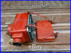 Rare 800 801 900 901 1801 1959 Ford Tractor Diesel Oil Bath Air Cleaner Filter