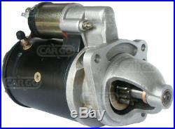 STARTER MOTOR Buhrer Ford Matbro Agricultural 2000 3000 3600 3610 3910 4610 4130