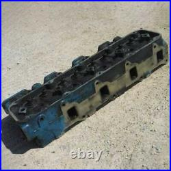 Used Cylinder Head Compatible with Ford 6610 5000 5610 6600 7610 7710 7600 5600