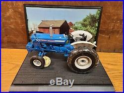 Vintage 1975 ERTL Precision Series FORD 5000 Farm Diesel Tractor