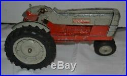 Vintage Hubley 6000 Diesel Farm Tractor 1/12 Scale